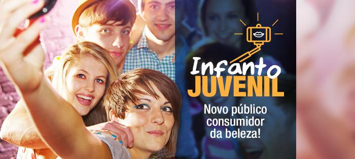 Infanto-juvenil: Novo público consumidor da beleza!
