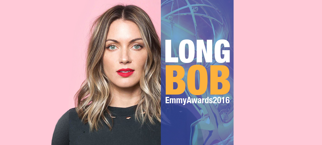 Long Bob no Emmy Awards 2016