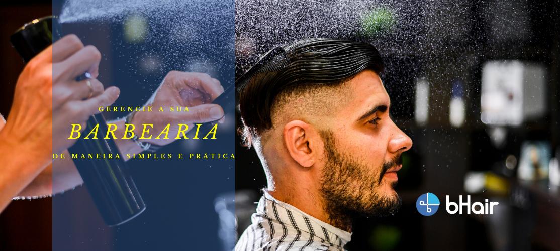Faça a gestão da sua barbearia de maneira prática, rápida e fácil